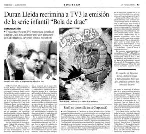 censura a tv3